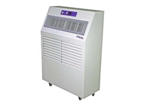 Portable Air conditioning Unit GIS 6.7.kw - side view